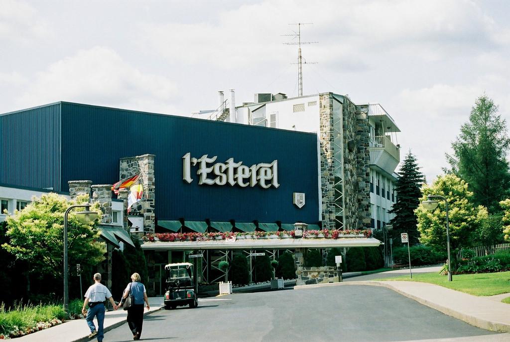Hotel l esterel