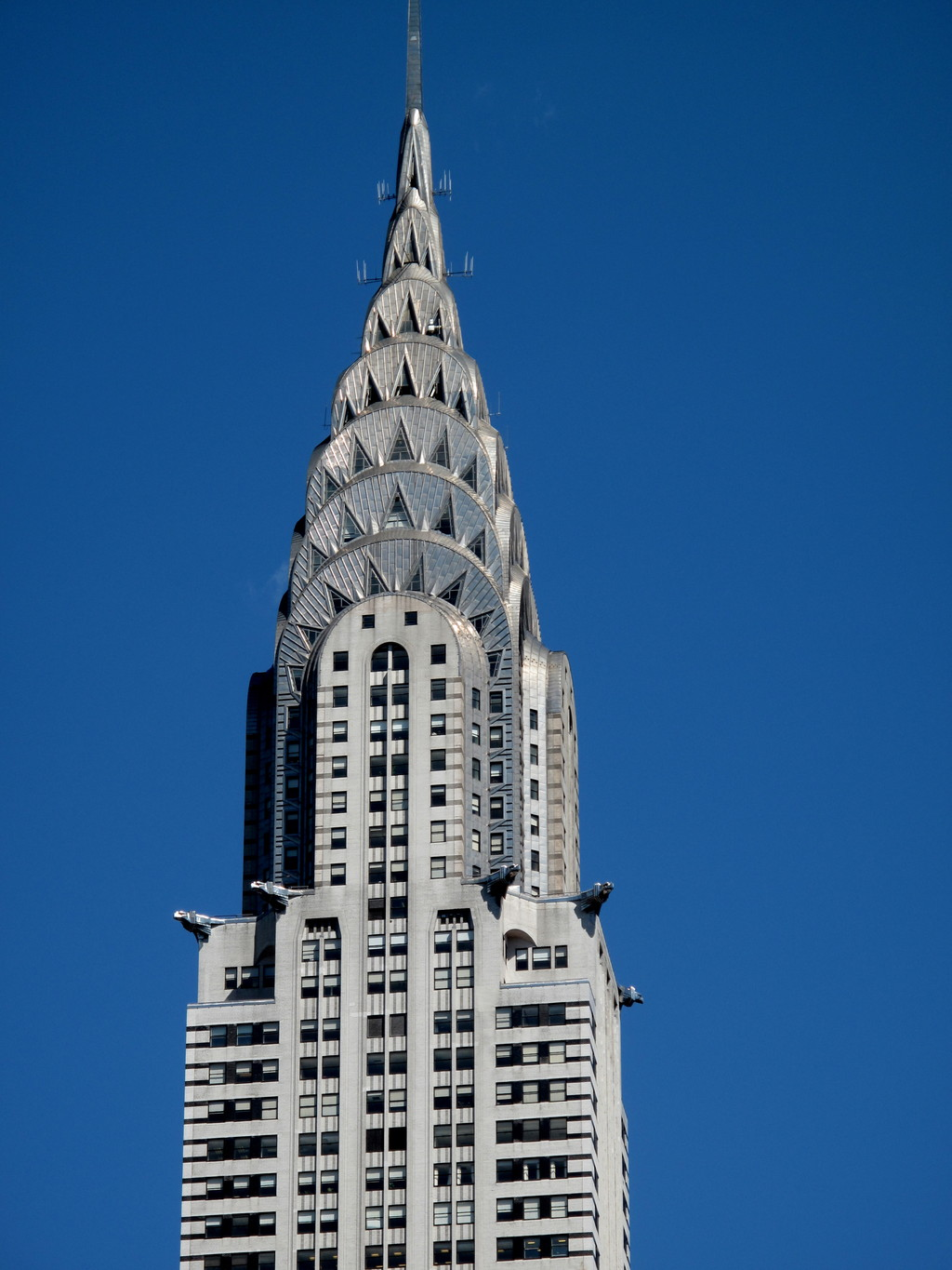 on top of the world at the chrysler building new york places boomsbeat. Cars Review. Best American Auto & Cars Review