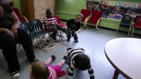 Musical chairs: part 2