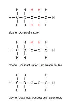 alcène et alcyne