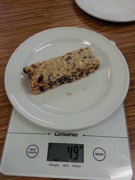 Barre granola
