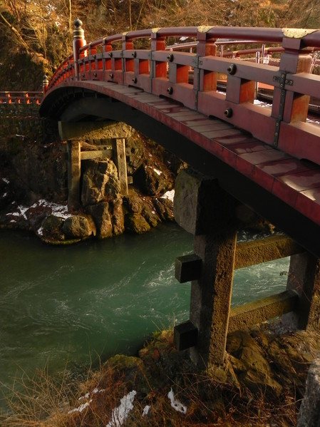 Bridge in Japan